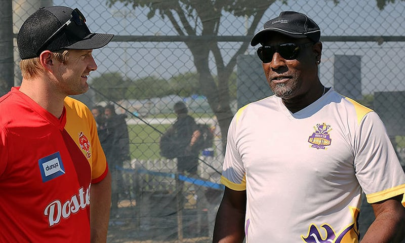 I don't find any reason PSL won't succeed: Vivian Richards