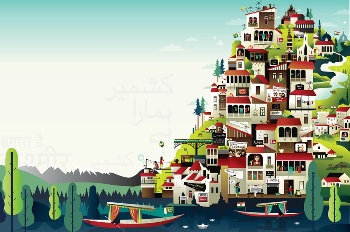Illustrations by Ayesha Haroon