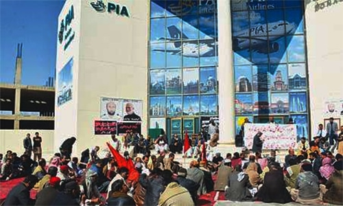 PIA protest turning into a political crisis