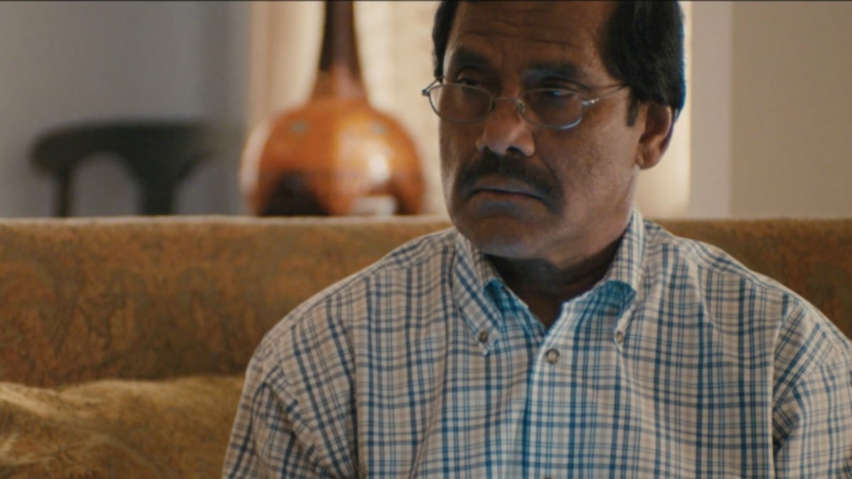 Ansari's real-life dad is adorable in Master of None