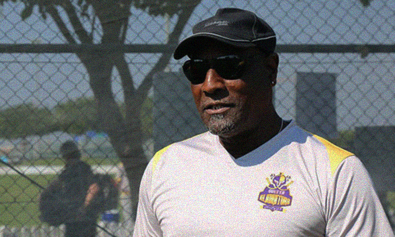 Interview: Sir Viv Richards laments Pakistan not playing at home
