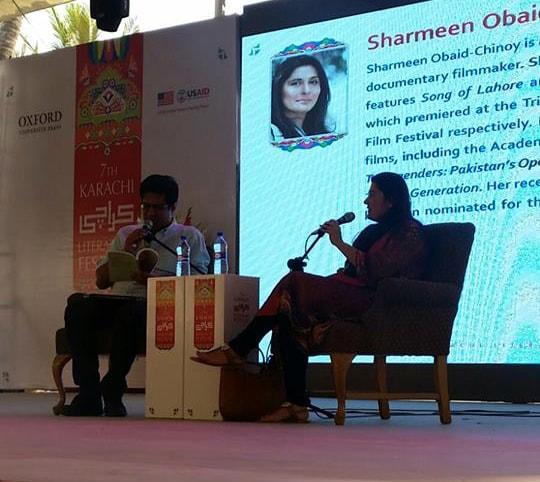 Sharmeen Obaid Chinoy. Photo: Dawn