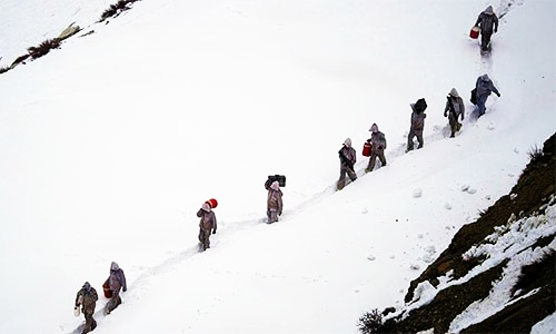 Killer Siachen — 'where a Pakistani soldier dies every four days from the cold'