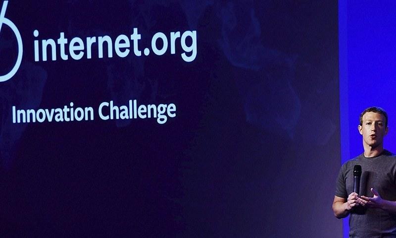 India regulator deals blow to Facebook in Internet row