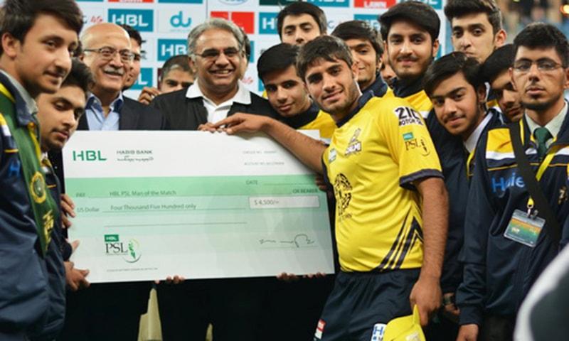 Mohammad Asghar The Next Big Thing In Pakistan Cricket Sport Dawn Com