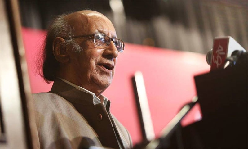 Renowned Urdu poet Nida Fazli passes away at 77 - World - DAWN COM
