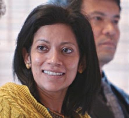 Dina Siddiqi