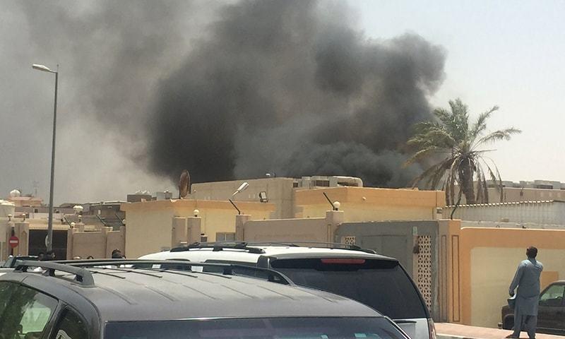 IS claims Riyadh bomb blast