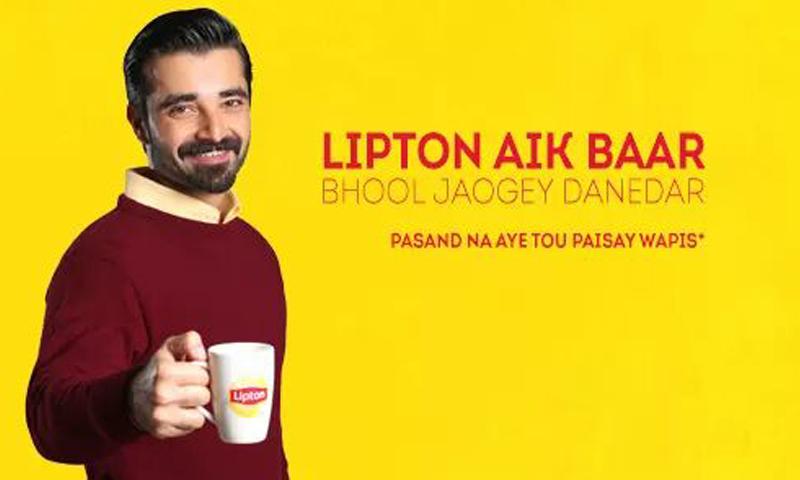 Lipton – Just doing its job