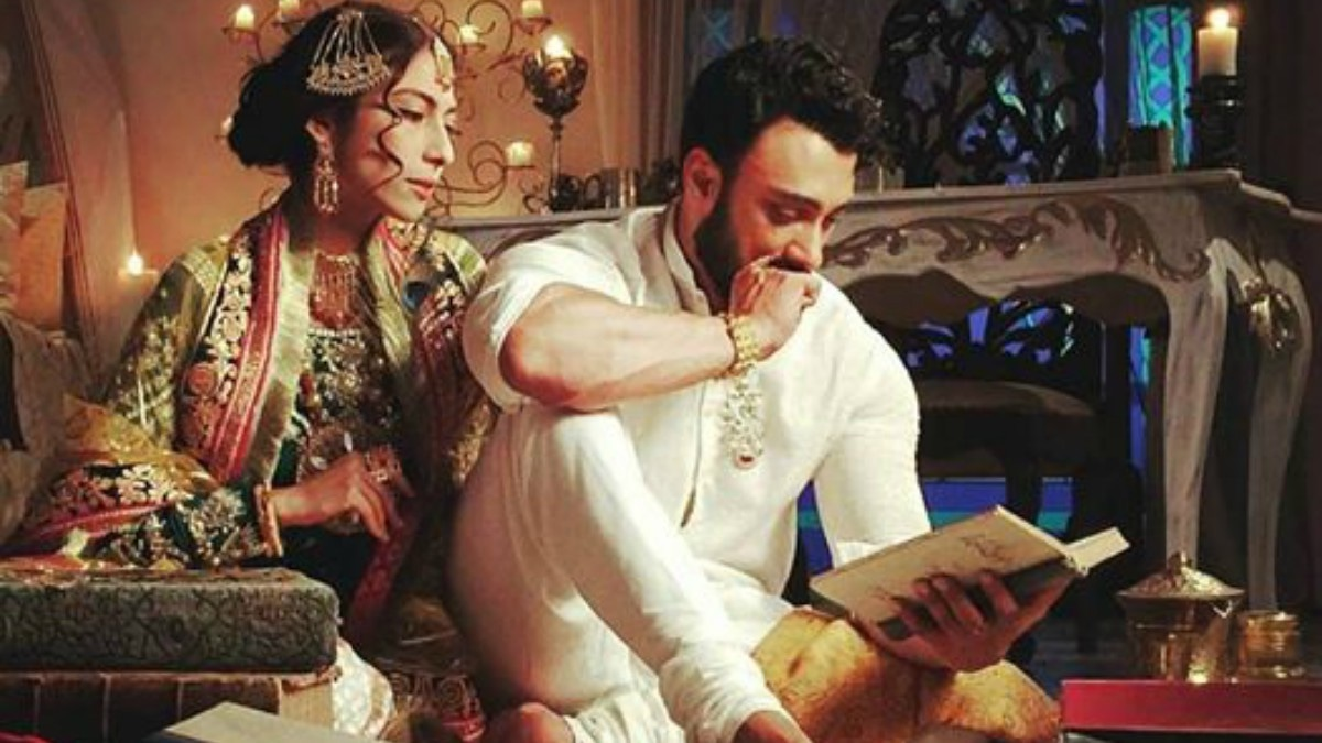 All the jewellery has been created by Zaheen Kamran and all other characters' costumes have been designed by Mubashir Bhatti, Omer Bhatti and Arun Zafar.