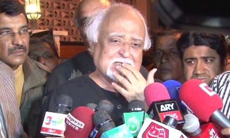 Anwar Maqsood said Bajia was a motherly figure for all her siblings. ─DawnNews screengrab