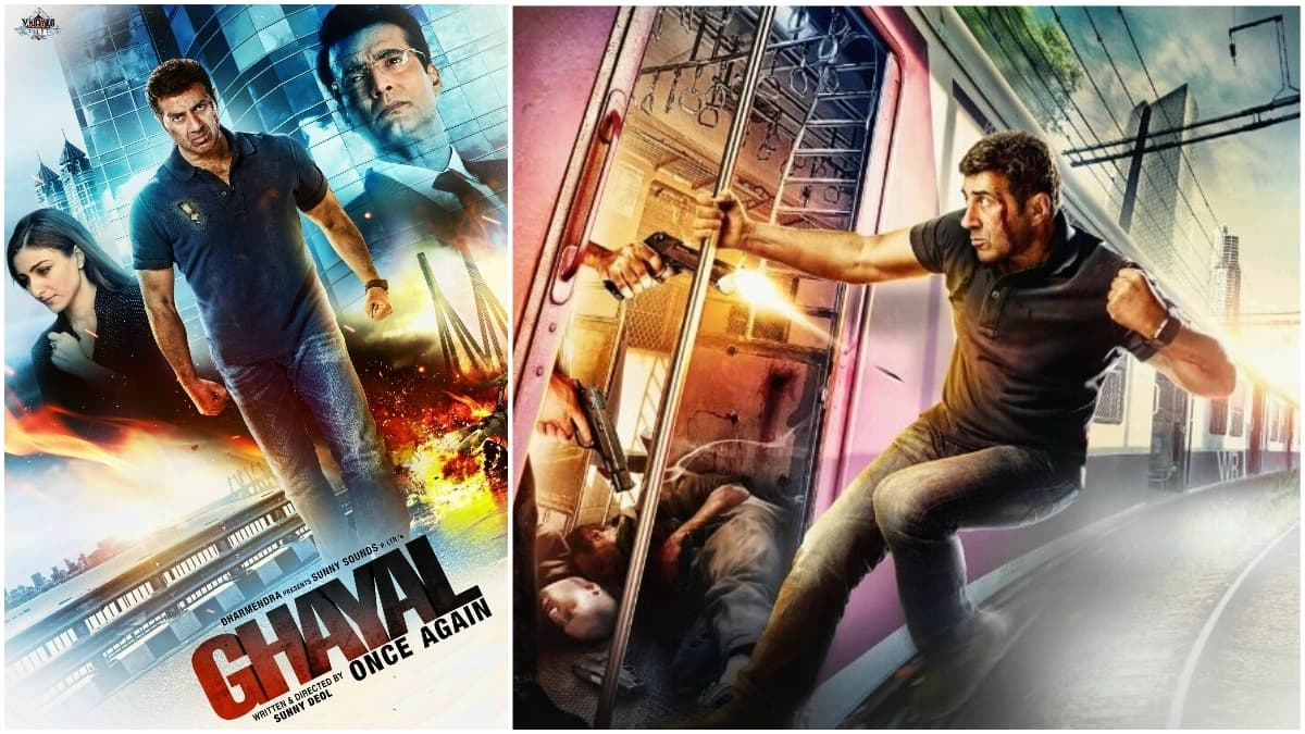 Ghayal Once Again promises to be action-packed