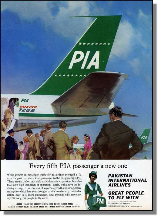A 70s PIA advertisment.