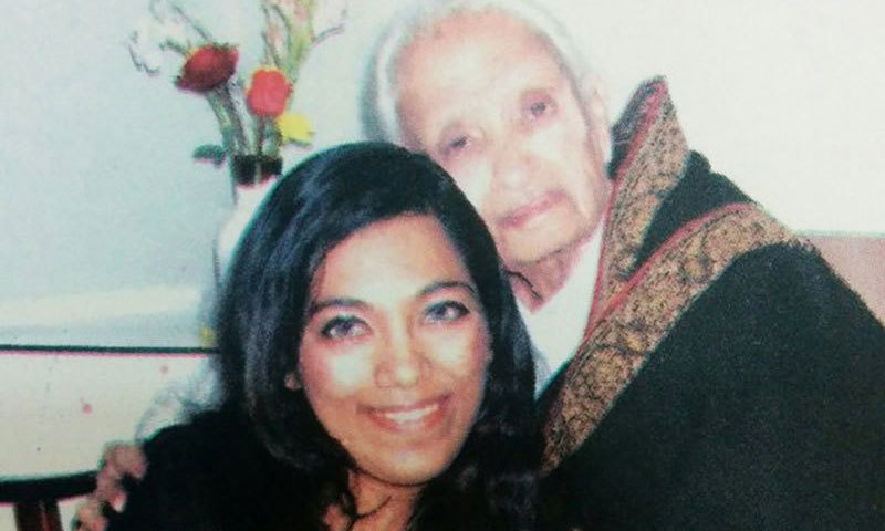 Fatima Surayya Bajia — The mother, the mentor