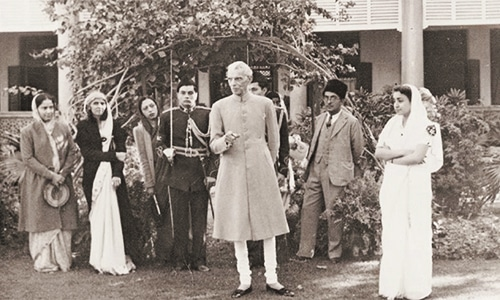 Pasha Haroon: A tryst with history