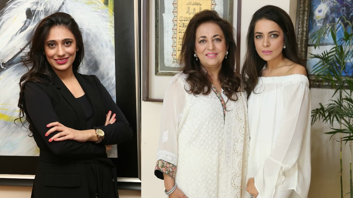 Farah Talib Aziz enters retail with a bang in this exciting collaboration with Crimson