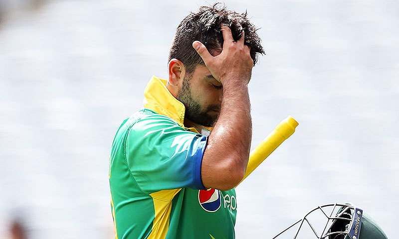World T20: Is there a lifeline for Ahmed Shehzad?