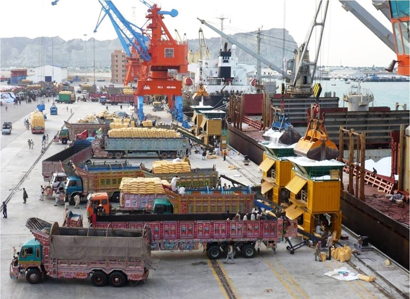 Photo: Gwadar Port Authority