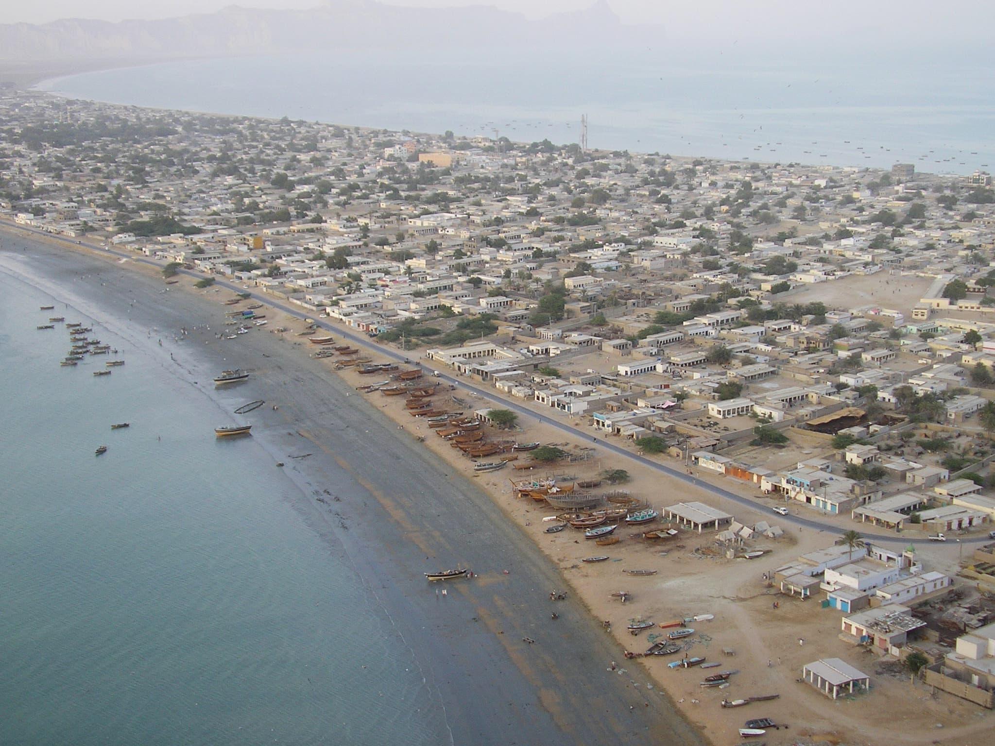 Gwadar city, Wikimedia