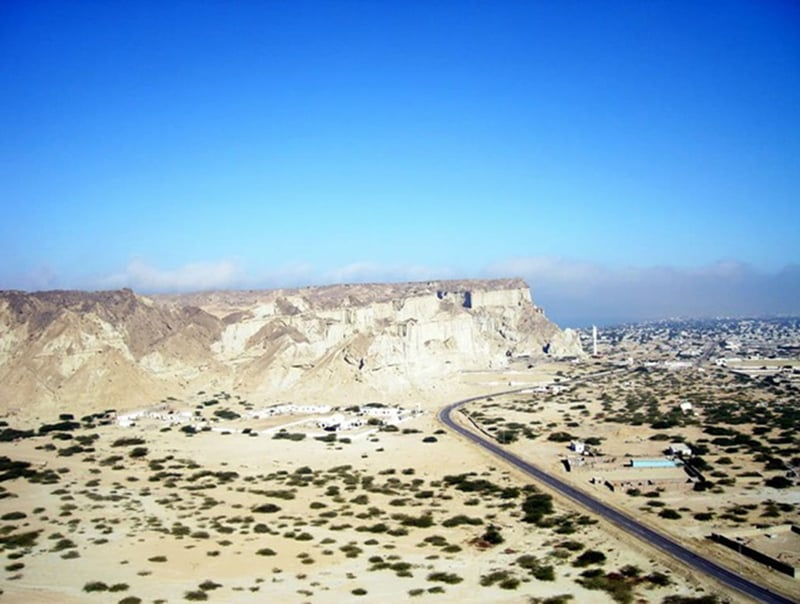 Politicians warn the city is heading towards a humanitarian crisis unless action is taken. Photo: Gwadar Port Authority