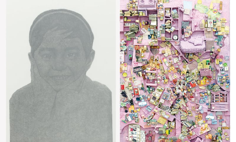 From the series A View in the Middle of Making by Hassan Mujtaba. / The New Address by Sahyr Sayed. / Photos by White Star