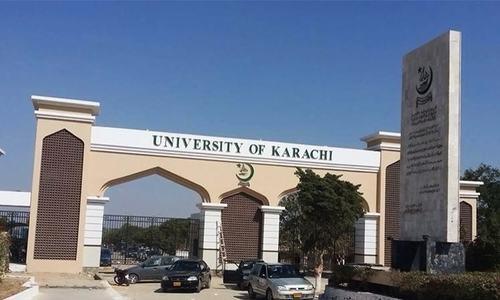 Bomb hoax at Karachi University causes panic