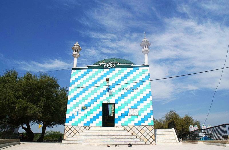 The shrine of Heer Ranjha. —Photo by author