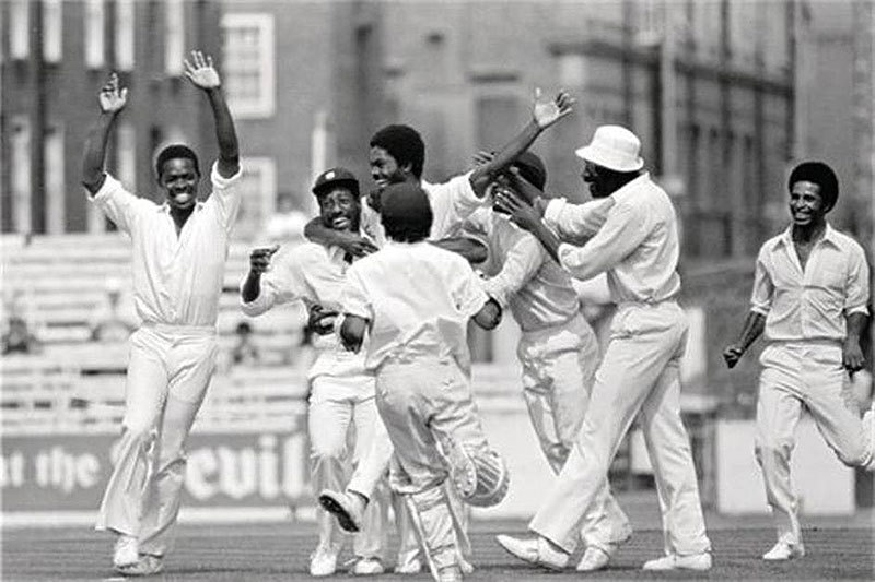 The Windies' rise: As political chaos engulfed the Carribean states in the 1970s and early 1980s, the cricket team responded (under Clive Lloyd) by becoming the leading cricket team through the 1980s.