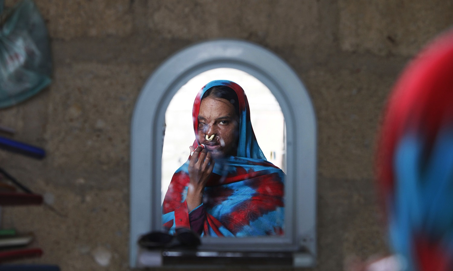 The Pakistani women risking all to fight for their rights