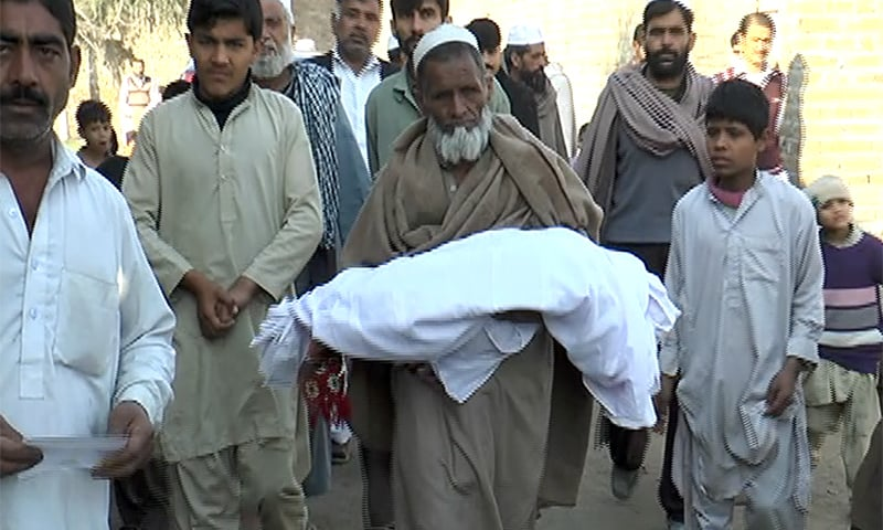 Child killed by rat-bite in Peshawar