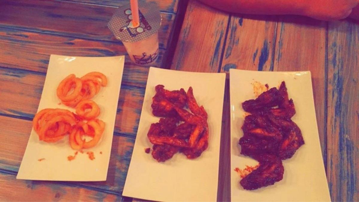I've got my eye on the honey soy wings —Photo courtesy: Karachi Food Diary
