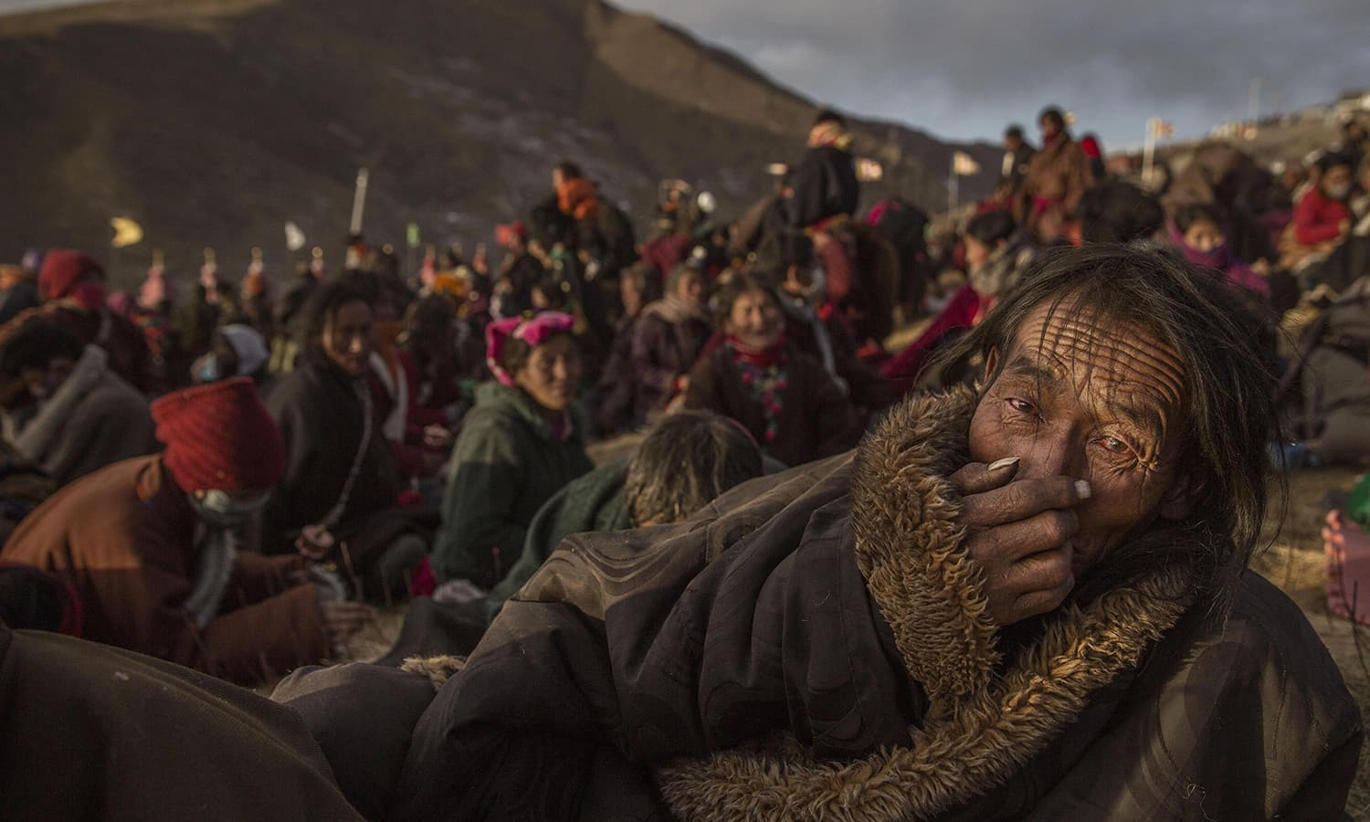 """calvert buddhist personals Winners of the 2016 world press photo contest alan  singles colima volcano in  from """"bliss dharma assembly,"""" tibetan buddhist nomads listen during the."""