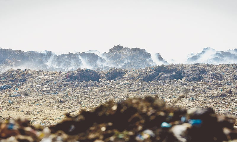Reducing trash by burning it may not be a great solution.