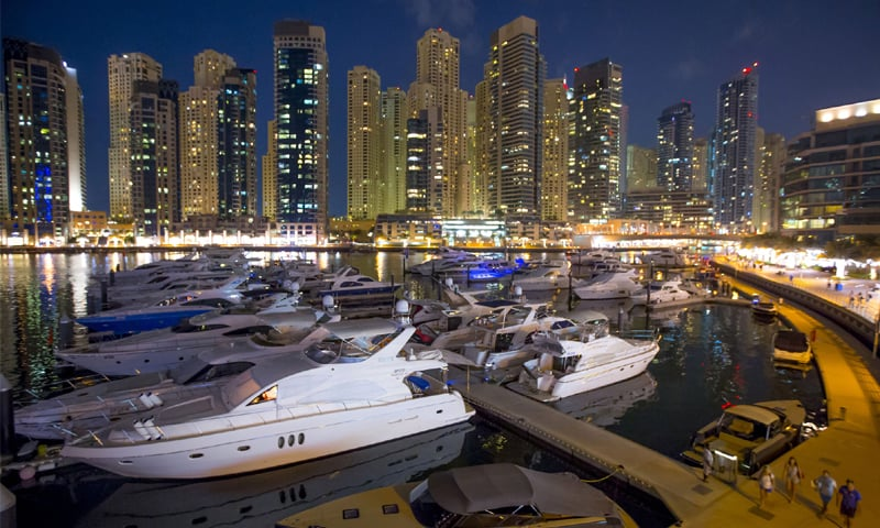 Pakistan property market basks in Dubai slowdown