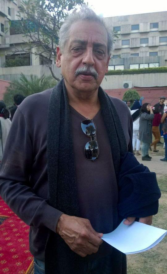 Salman Shahid. Photo: Dawn