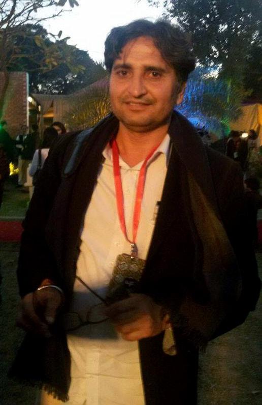 Ali Akbar Natiq. Photo: Dawn