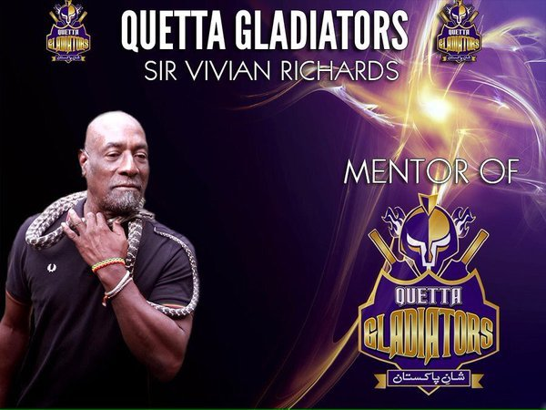 Sir Viv Richards not only helped bring greater visibility for Quetta, he made headlines with his animated enthusiasm.