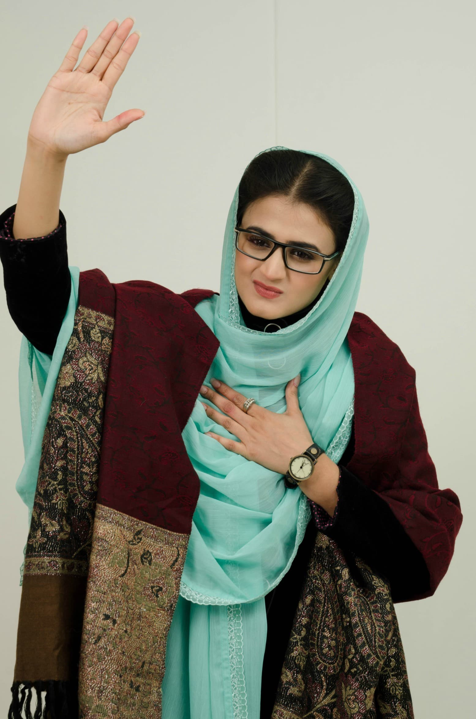 Hira Salman is well-cast and does complete justice to her complex character - Publicity photo