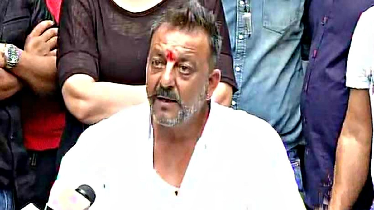 To be free is the most amazing feeling: Sanjay Dutt