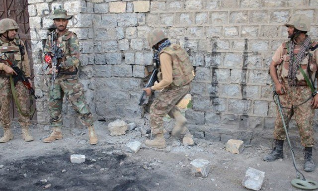 19 militants, 4 security personnel killed in Shawal offensive: ISPR