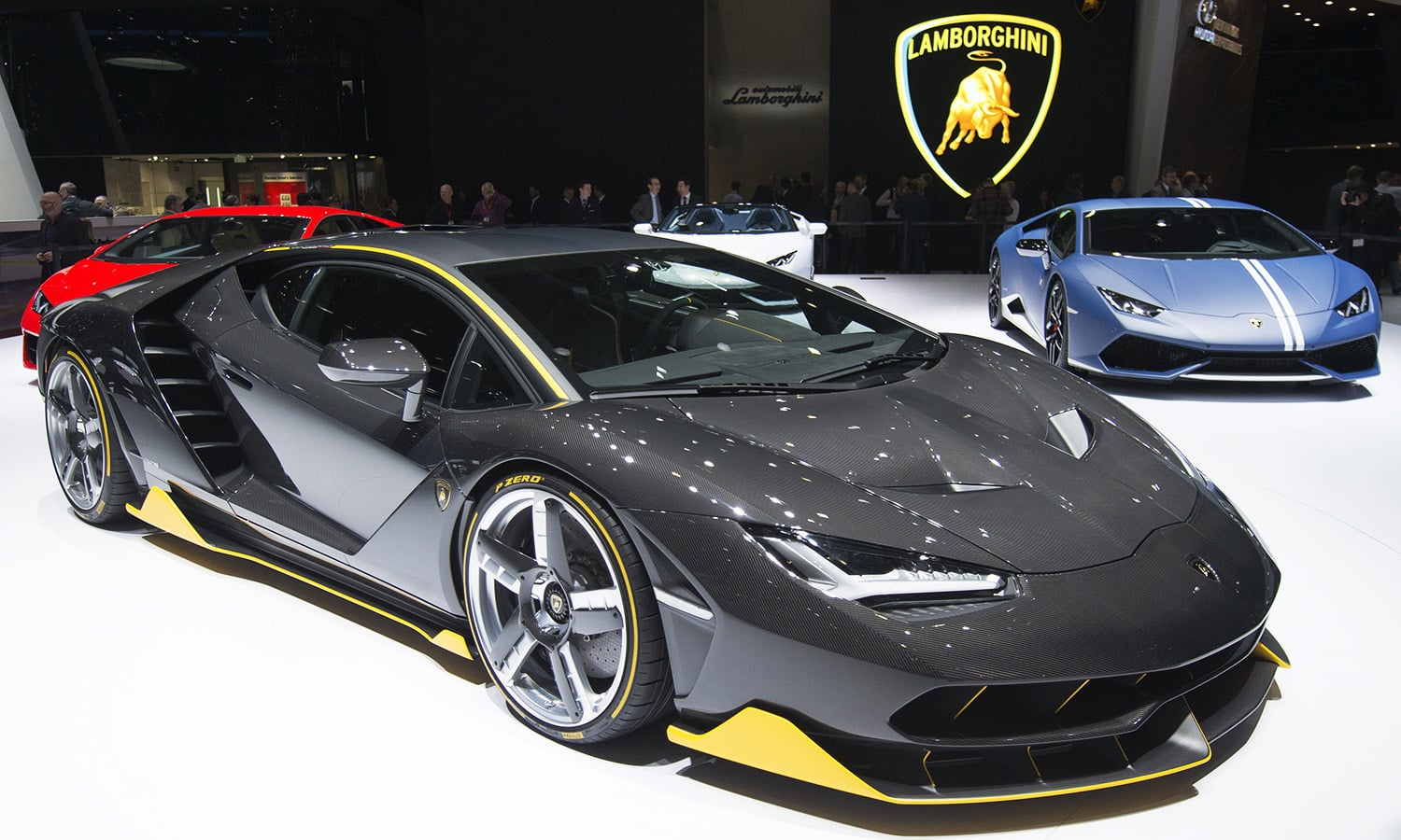 These Luxury Supercars At The Geneva Auto Show Are A Car Lover - Geneva car show