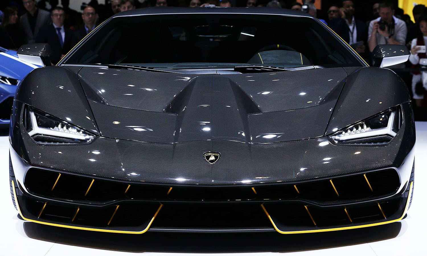 These Luxury Supercars At The Geneva Auto Show Are A Car Lover 039