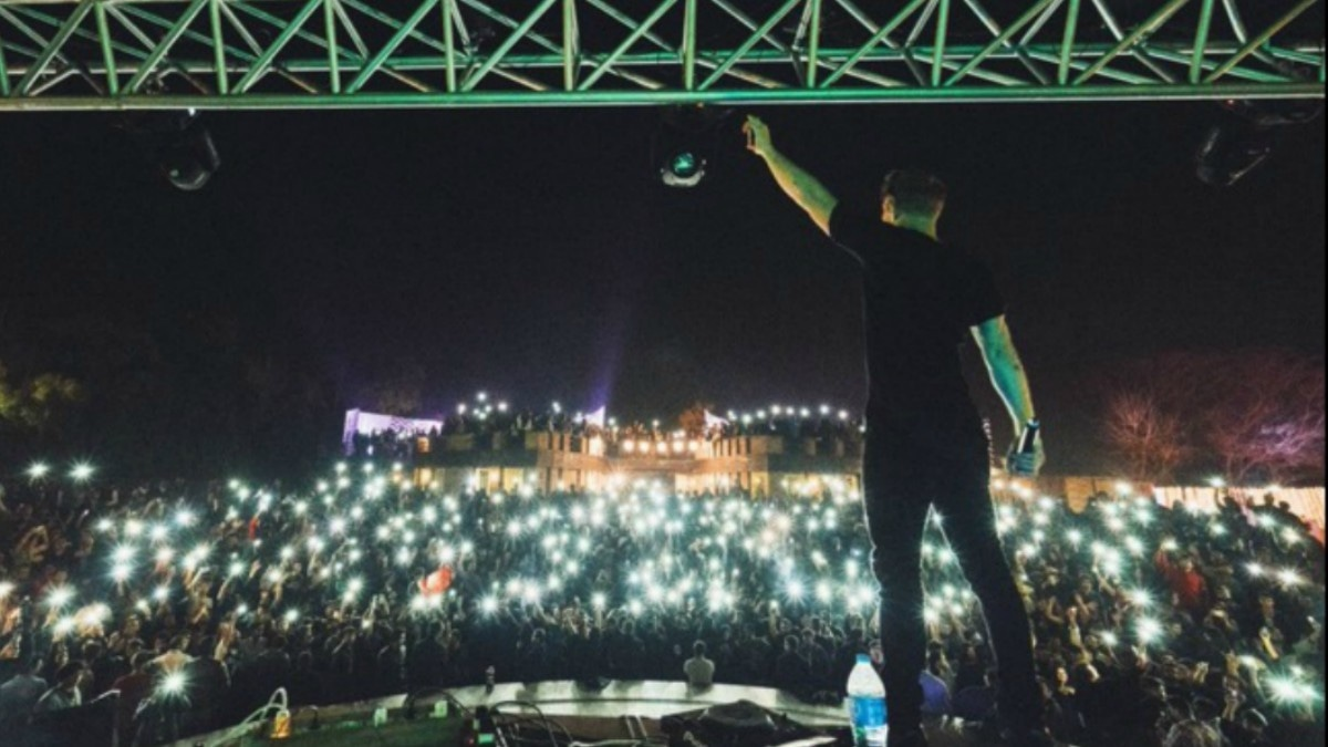 Let's not forget that Diplo isn't the first international artist to come perform in Pakistan