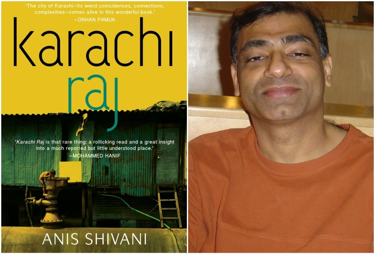 Karachi Raj doesn't portray the city as terror- or violence-stricken, and has been a difficult book to sell