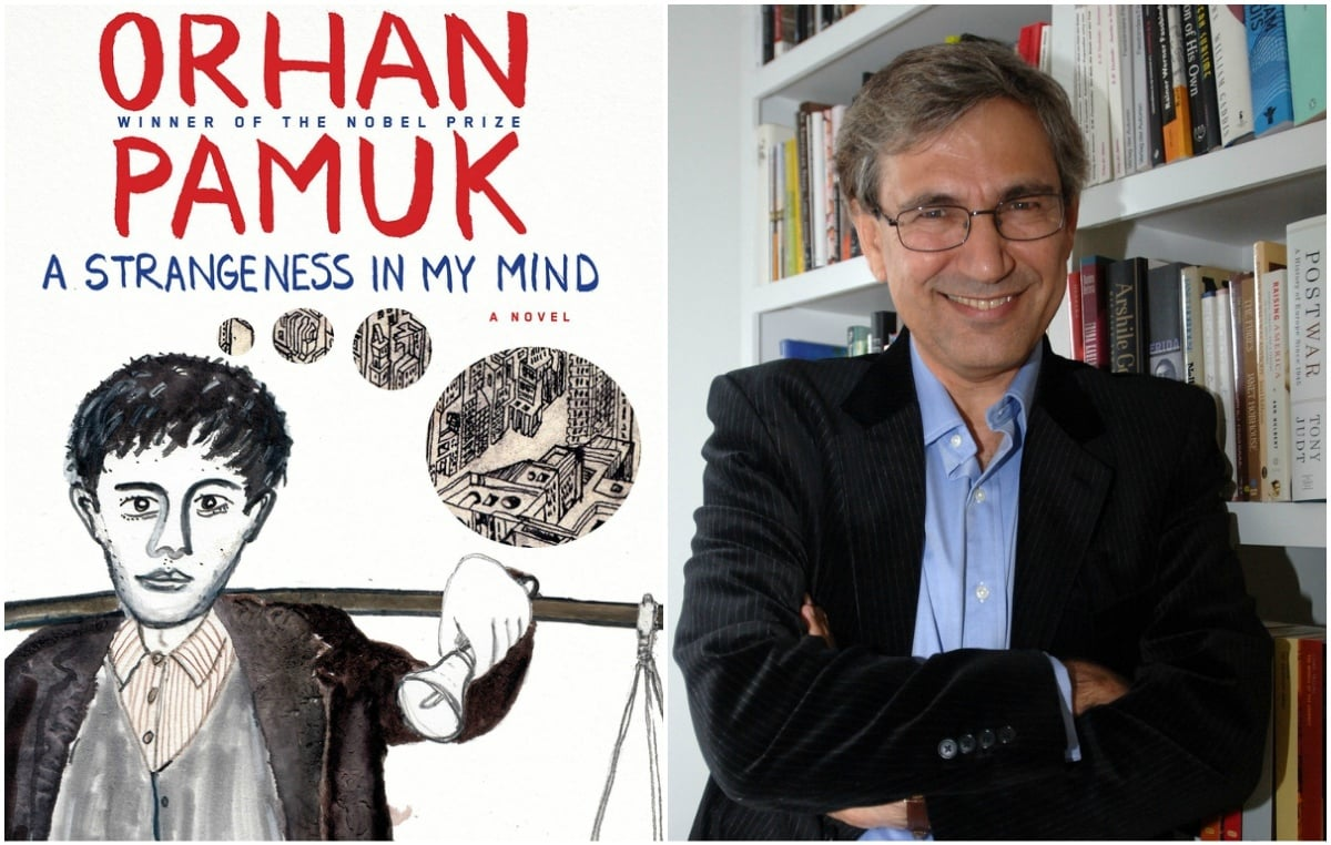 For me, Orhan Pamuk is the greatest living writer, says Anis Shivani