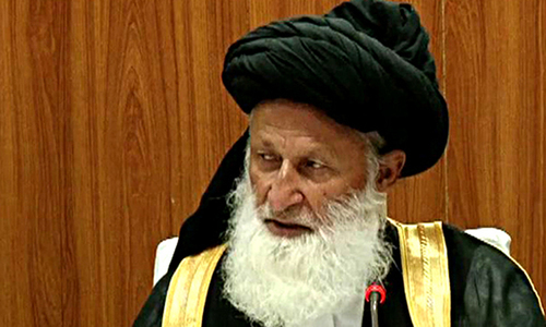 Punjab Assembly could be tried for treason for passing women's bill without CII nod: Sherani