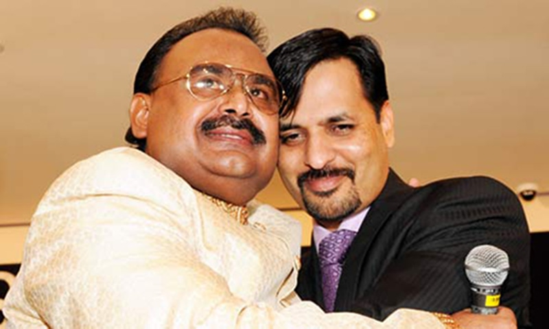 The former city nazim once enjoyed a close relationship with the MQM chief