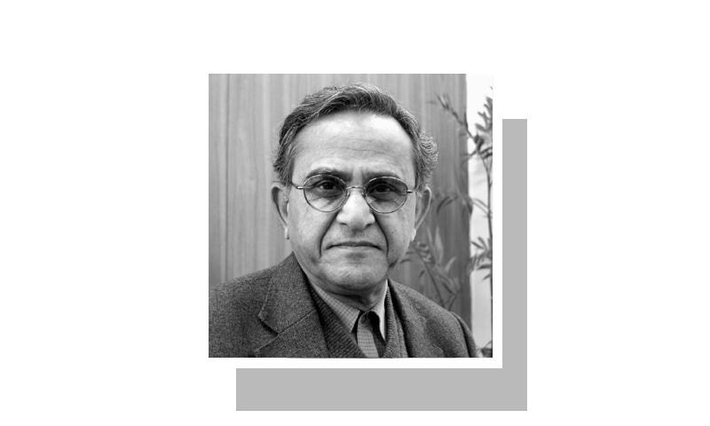 The writer taught physics at Quaid-i-Azam University and Lums.