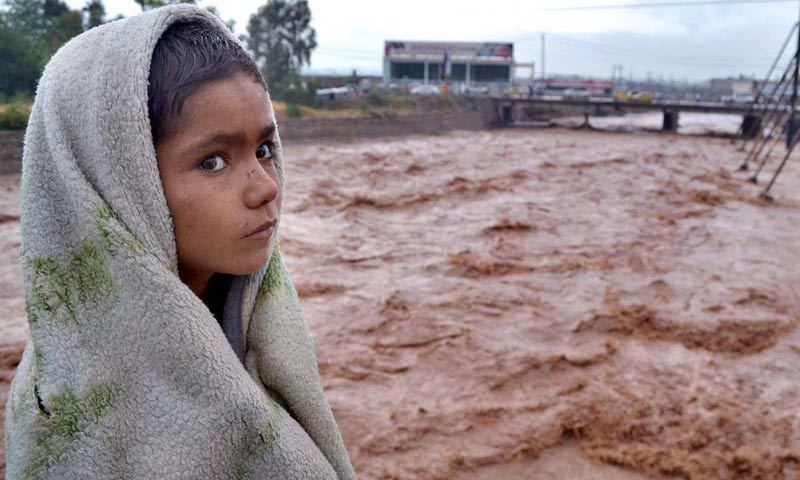 Heavy rain lashes most of Balochistan