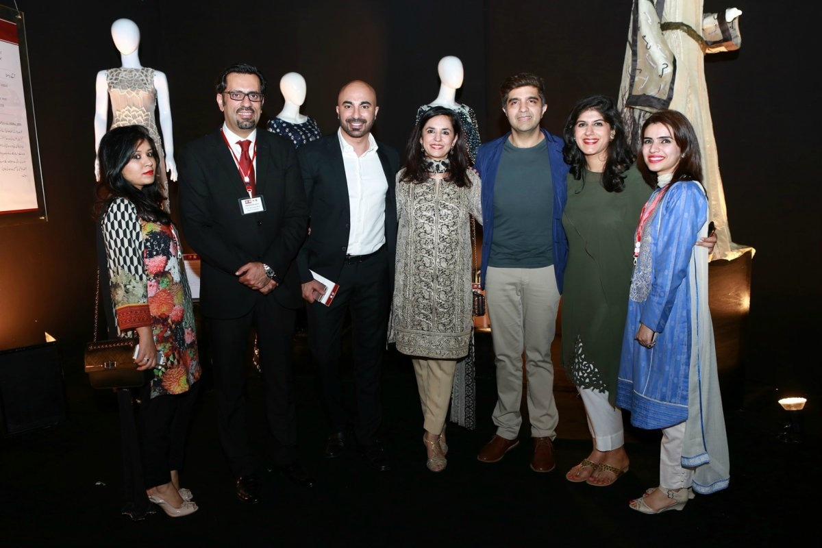 The who's who of the corporate and fashion world turned up at the Kashf Foundation's 20-year celebration